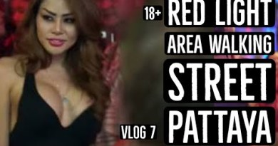 Pattaya Strolling Avenue February 2020 | Nasha club Pattaya | Russian Nightlife clubs |Lady boys gogo