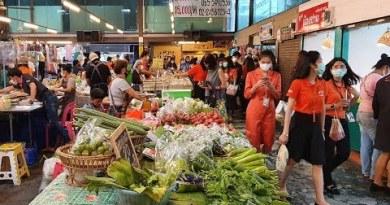 [4K] Unbelievable Street Food Market (Ratchada) | Lunch Time in Bangkok, Thailand