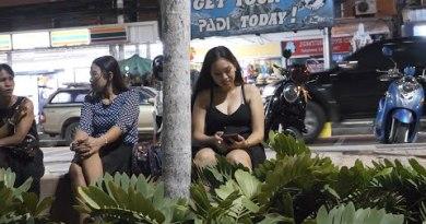 Pattaya Scenes in 18th June