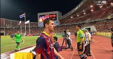 Messi Vs Thailand (A) Correct 2013 – HD 720p