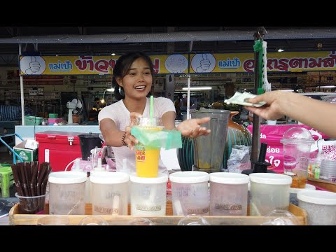Beer Bars in Jomtien, Pattaya and native Thai market 2 days forward of bars commence. After Lockdown.