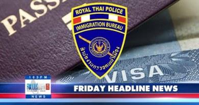 FABULOUS 103FM HEADLINE NEWS from Thailand & Pattaya   26th June 2020
