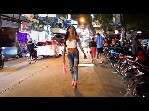 Soi Buakhao Night Bound – Pattaya, Thailand 2018