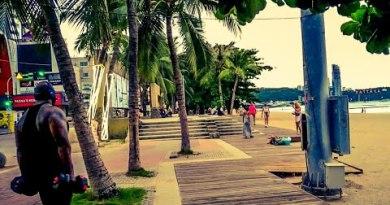 Enjoyable on Pattaya Seaside. June 4, 2020