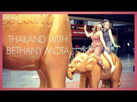 My Thailand Ride w/Bethany Mota   Tiffany Alvord