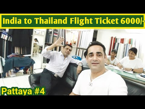India to Pattaya 6000/- | Travellingmantra
