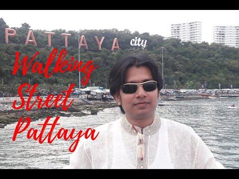 Walking Facet motorway Pattaya