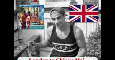 Ep 130 – London to Chiang Mai, Kindle, eBay and Freelancing