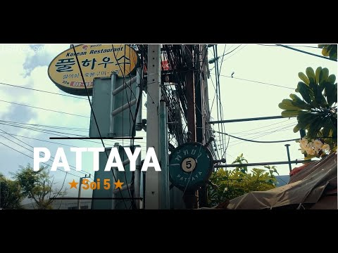 pattaya rubdown outlets (pattaya soi 5 and Walking Street)[2020]