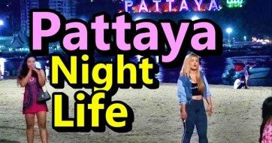 NightLife Pattaya Thailand Southeast Asia Wanderlusting