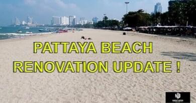 Pattaya Seaside Renovations update & rumours abound in Pattaya  vlog 356