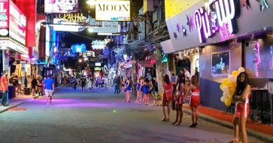 Pattaya Walking Avenue, what does it watch appreciate within the intervening time? (2020-07-14)