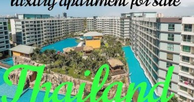 LUXURY APARTMENT IN PATTAYA THAILAND