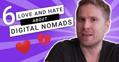 Six Things I LOVE and HATE about Digital Nomads [Should you become a Digital Nomad?] Operating A long way flung