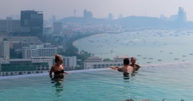 Pattaya – THE BEST HOTEL I've stayed at…..