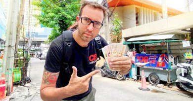 What $100 Will get You in Bangkok Thailand…