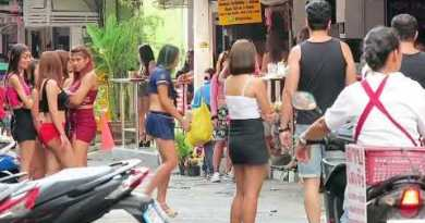Pattaya Thailand Soi 6   Afternoon