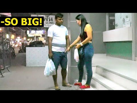Pattaya Walking Avenue – What's that?! – Vlog 301