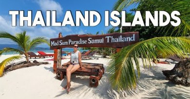 🔴Thailand Islands Hotfoot Vlog: Islands to Search recommendation from in Thailand! 🌴