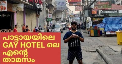 EP 01 :GAY HOTEL STAY IN PATTAYA   KERALA TO THAILAND SOLO BUDGET VLOGGING TRIP