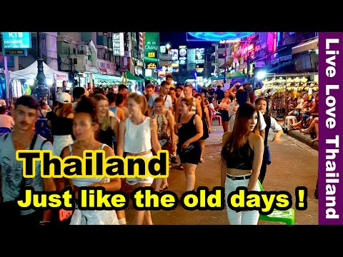 Thailand Precise Fancy The Extinct Days  | What develop you adore most about Thailand #livelovethailand