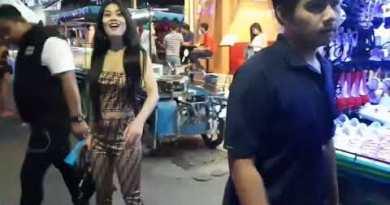 SEXY GIRLS ON PATTAYA | PATTAYA WALKING STREET |  THAILAND