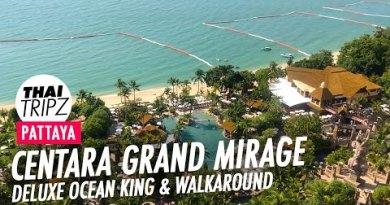 Centara Huge Mirage Coastline Resort Pattaya Thailand