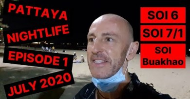 Pattaya nightlife substitute put up covid-19, 26 July 2020, episode 1