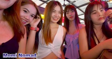 [Pattaya]Oh Bar on Aug.16 (Part 10), At the relieve of the scenes on YouTube Live Streaming & Pool & Video games