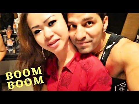 PATTAYA LADY IN MY ROOM and BANGKOK THAILAND CITY Tour 🇹🇭