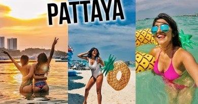 PATTAYA || Coral Island, Strolling Boulevard | GoPro Hero 5