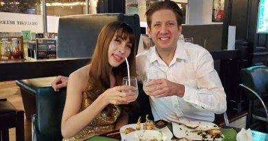 Live: Dinner Date With NIN BARBER in Pattaya Thailand
