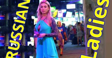 Russian girls again primarily the most bright on Strolling Highway Pattaya
