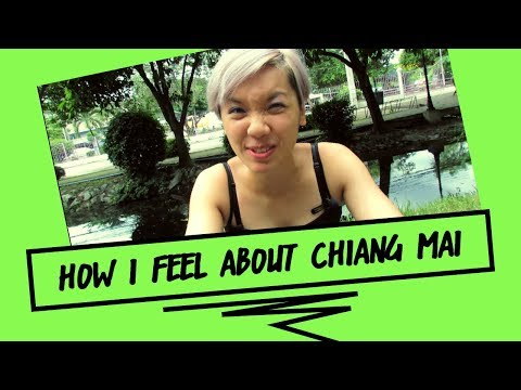 chiang mai is no longer what i anticipated