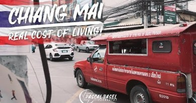 🇹🇭 CHIANG MAI 💰- REAL COST OF LIVING FOR DIGITAL NOMADS 2018 | Residing in Thailand