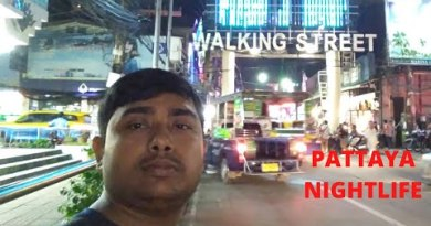 PATTAYA WALKING STREET | NIGHT CLUB |THAILAND #BEINGABENGALITRAVELER
