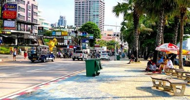 BEACH ROAD PATTAYA | Major Boulevard In Pattaya, Thailand