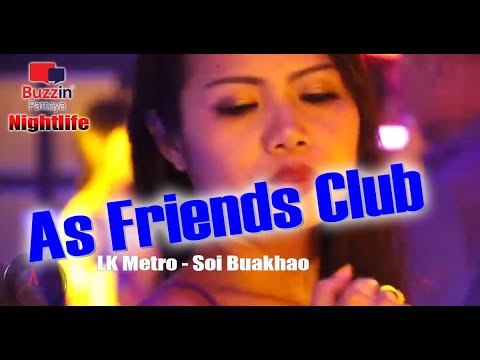 Pattaya Nightlife – As Chums Membership – LK Metro – Pattaya – September 2020
