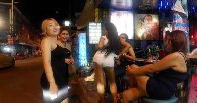 Pattaya Soi Buakhao Night Scenes