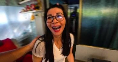 The Funniest Rubdown Lady in Pattaya, Thailand