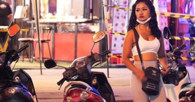 Pattaya Soi Buakhao Scenes September 2020