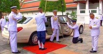 King of Thailand (Maha Vajiralongkorn) Automobile Series