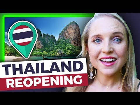 Thailand Scamper back and forth: Thailand Reopening for Tourism