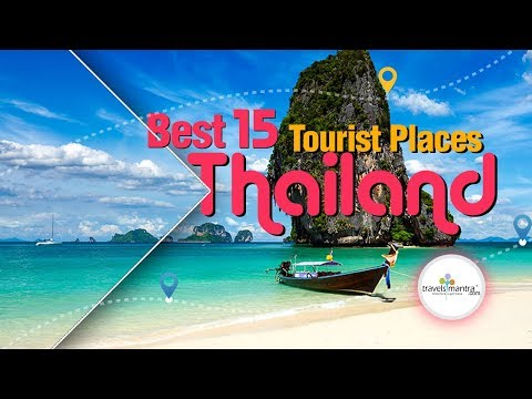Finest 15 Vacationer Locations To Seek suggestion from In Thailand | Bangkok