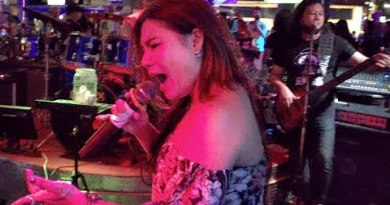 Thailand Pattaya Evening Scenes at Soi LK Metro & Soi Buakhao | Thailand Vlog 12