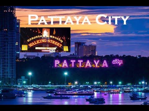 Pattaya Sea Sea gallop | Avenue Explore | Pattaya Sea gallop Toll road | Walking Avenue | Bangkok | Thailand |