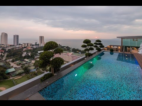 Penthouse Residence for Sale in Pattaya Thailand