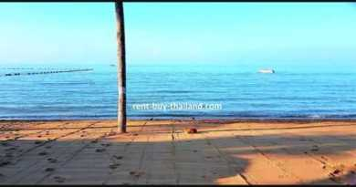 Pattaya condo Behold Talay 1B Sea see studio condo