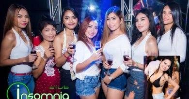 Ibar / Insomnia Nightclub Reopen Pattaya walking Aspect road