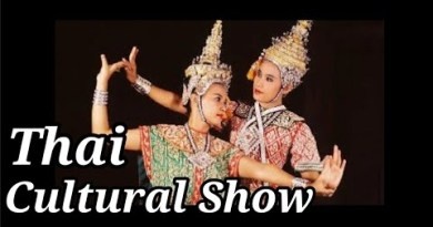 Thai Cultural Level to | The considerable Thai Culture and aged Dance display | Pattaya | Thailand |EP -1